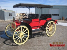 1909 IHC Autowagon Classic Cars for sale