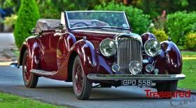1938 Lagonda LG6 DROPHEAD COUPÉ DHC Classic Cars for sale