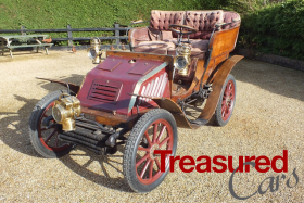 1901 Georges Richard 8hp Type E Classic Cars for sale