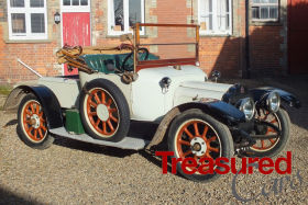 1912 Mors 12/15hp Classic Cars for sale