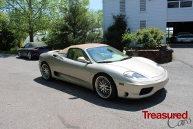 2002 Ferrari 360 Classic Cars for sale