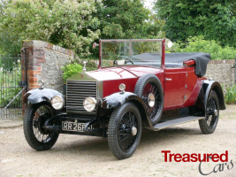 1923 Rolls-Royce 20 HP Doctors Coupe By Windovers Classic Cars for sale
