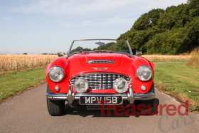 1960 Austin Healey 3000 Classic Cars for sale