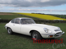 1971 Jaguar E Type Series 2 FHC Classic Cars for sale