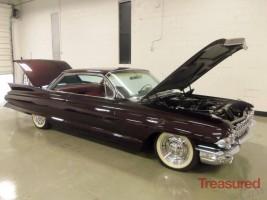 1961 Cadillac Coupe de Ville Classic Cars for sale