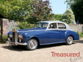 1963 Rolls-Royce Silver Cloud III Classic Cars for sale