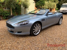 2006 Aston Martin Volante Classic Cars for sale