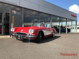 1958 Chevrolet Corvette Classic Cars for sale