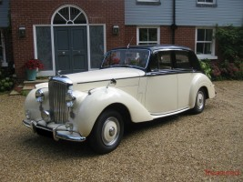 1952 Bentley R-Type Classic Cars for sale
