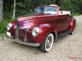 1939 Ford Classics Classic Cars for sale