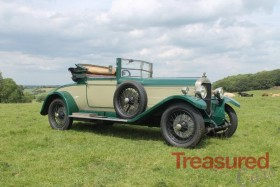 1921 Sunbeam 20/60 Classic Cars for sale