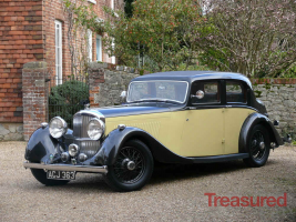 1937 Bentley Derby 4.25 litre Sports Saloon by Park Ward Classic Cars for sale