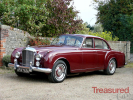 1961 Bentley S2 Continental Flying Spur By H.J Mulliner Classic Cars for sale