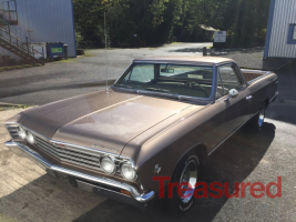 1967 Chevrolet El Camino Classic Cars for sale