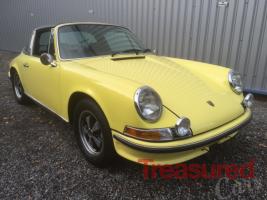 1970 Porsche 911 2.2S Targa Classic Cars for sale