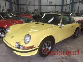 1971 Porsche 911 2.2S Targa Classic Cars for sale