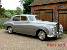1956 Rolls-Royce Silver Cloud SC10 by James Young Classic Cars for sale
