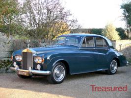1962 Rolls-Royce Silver Cloud III Classic Cars for sale
