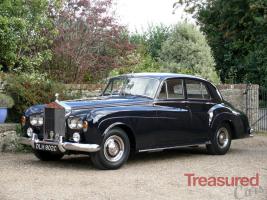1965 Rolls-Royce Silver Cloud III Classic Cars for sale