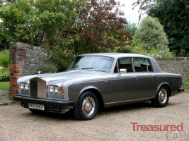 1979 Rolls-Royce Silver Shadow II Classic Cars for sale