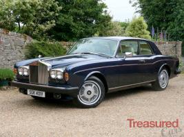 1979 Rolls-Royce Corniche 5000 Series FHC Classic Cars for sale