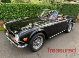 1970 Triumph TR6 Classic Cars for sale