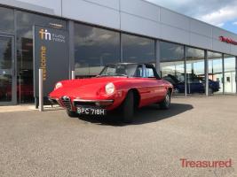 1970 Alfa Romeo Spider Classic Cars for sale