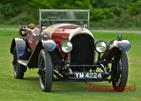 1926 Bentley 3 Litre Classic Cars for sale