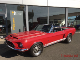 1968 Ford Mustang Convertable Classic Cars for sale