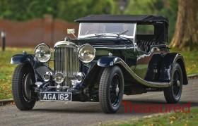 1934 Lagonda LG45 T8 Tourer Classic Cars for sale