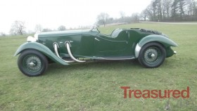 1936 Lagonda LG45 Classic Cars for sale