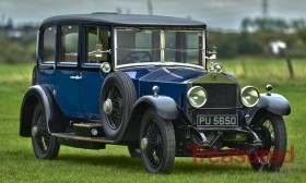 1924 Rolls-Royce Silver Ghost Arthur Mulliner Classic Cars for sale
