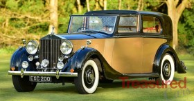 1938 Rolls-Royce PHANTOM III SEDANCA Classic Cars for sale
