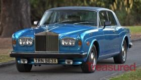 1982 Rolls-Royce Corniche 5000 Series FHC Classic Cars for sale
