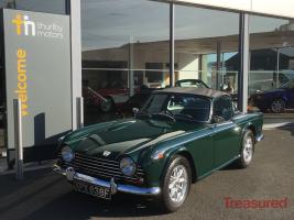 1967 Triumph TR5 Classic Cars for sale