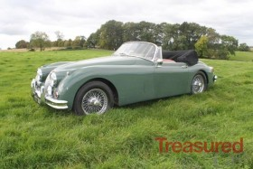 1959 Jaguar XK150 DHC 3.8 Litre Classic Cars for sale