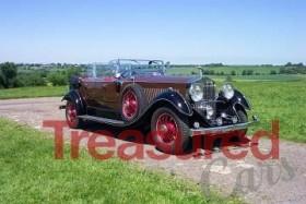 1934 Rolls-Royce Phantom Drophead Classic Cars for sale