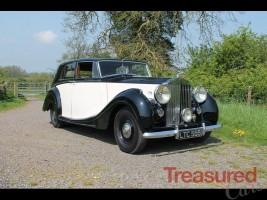 1949 Rolls-Royce 20/25 Hooper Sports Saloon Classic Cars for sale