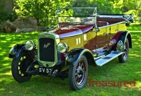 1925 Austin 20/4 Tourer Classic Cars for sale