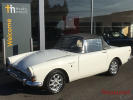 1968 Sunbeam Alpine Classic Cars for sale