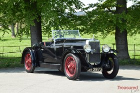 1931 Alvis 12/60TK Classic Cars for sale