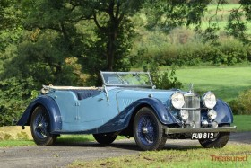 1938 Alvis Speed 25 Cross & Ellis Classic Cars for sale
