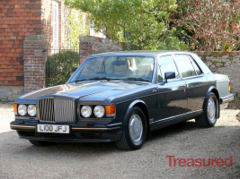 1993 Bentley Turbo R Classic Cars for sale