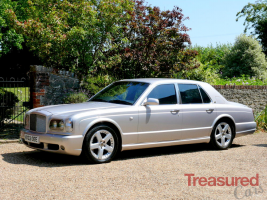 2003 Bentley Arnage T Classic Cars for sale