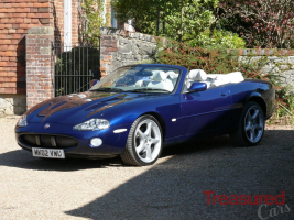 2002 Jaguar XKR Classic Cars for sale