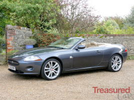 2006 Jaguar XK Classic Cars for sale