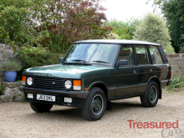 1992 Land Rover Range Rover Vogue Classic Cars for sale