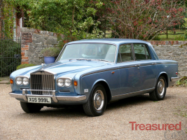 1973 Rolls-Royce Silver Shadow I Classic Cars for sale