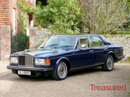 1982 Rolls-Royce Silver Spirit Classic Cars for sale