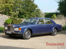 1989 Rolls-Royce Silver Spirit Classic Cars for sale
